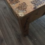 chewed table