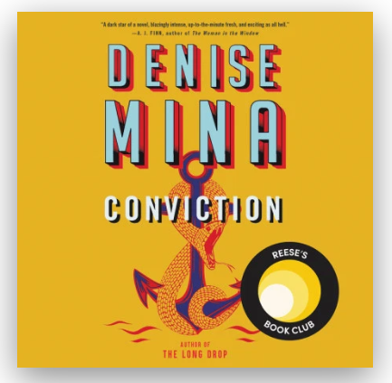 Cover of the audiobook Conviction by Denise Mina