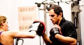 Boxing, kickboxing, mma