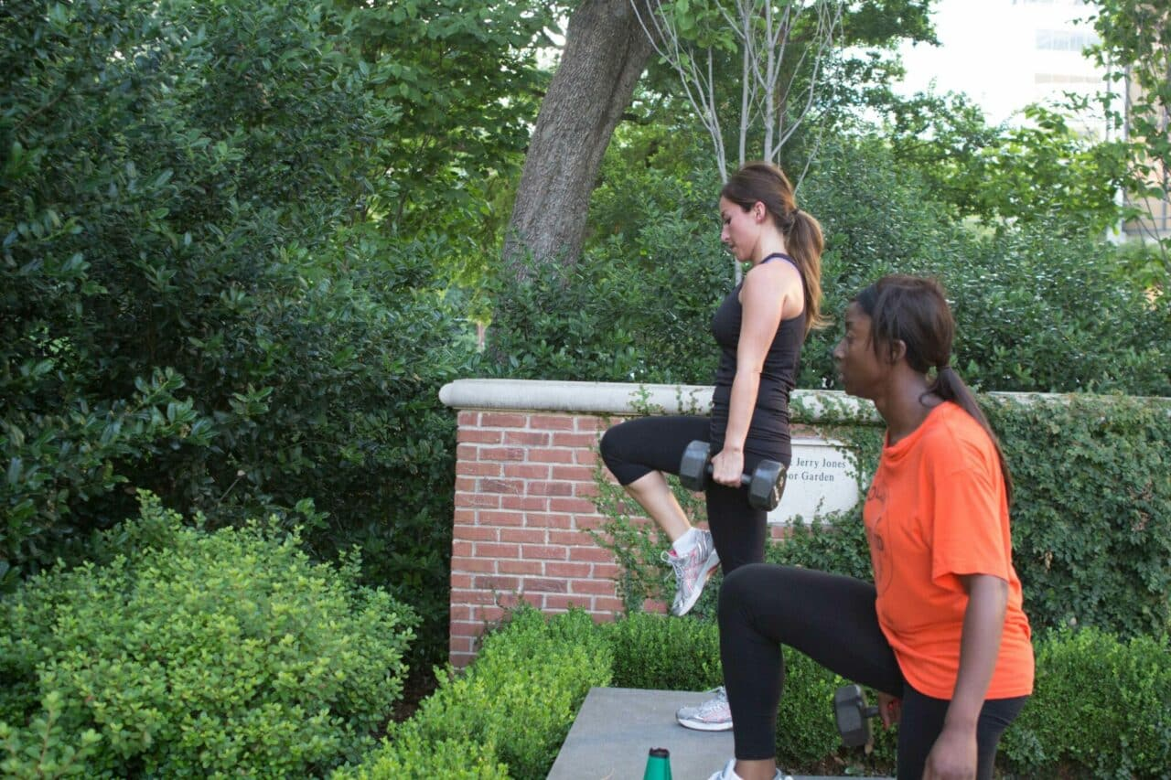 weight training, boot camp, group training, dallas tx