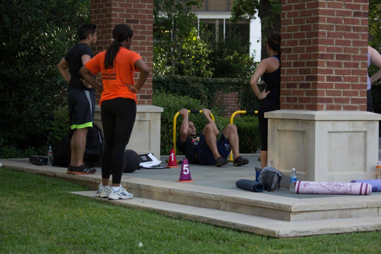 strength training and conditioning, dallas boot camp, diet counseling, weightlifting, strength train
