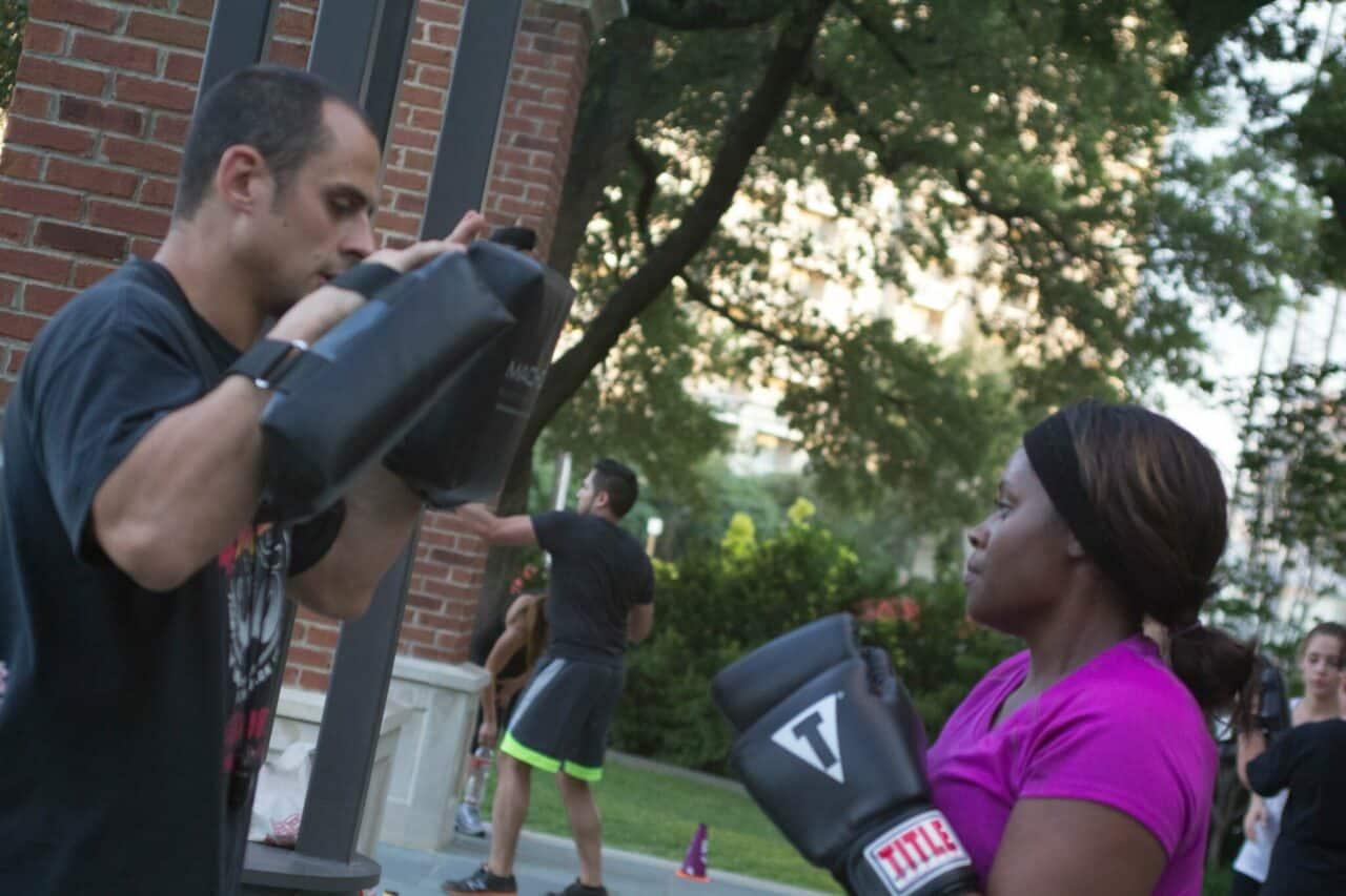 kickboxing, dallas tx, steve hess