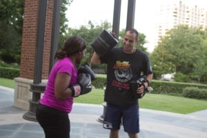 bootcamper, dallas tx, boxing, fitness, martial arts