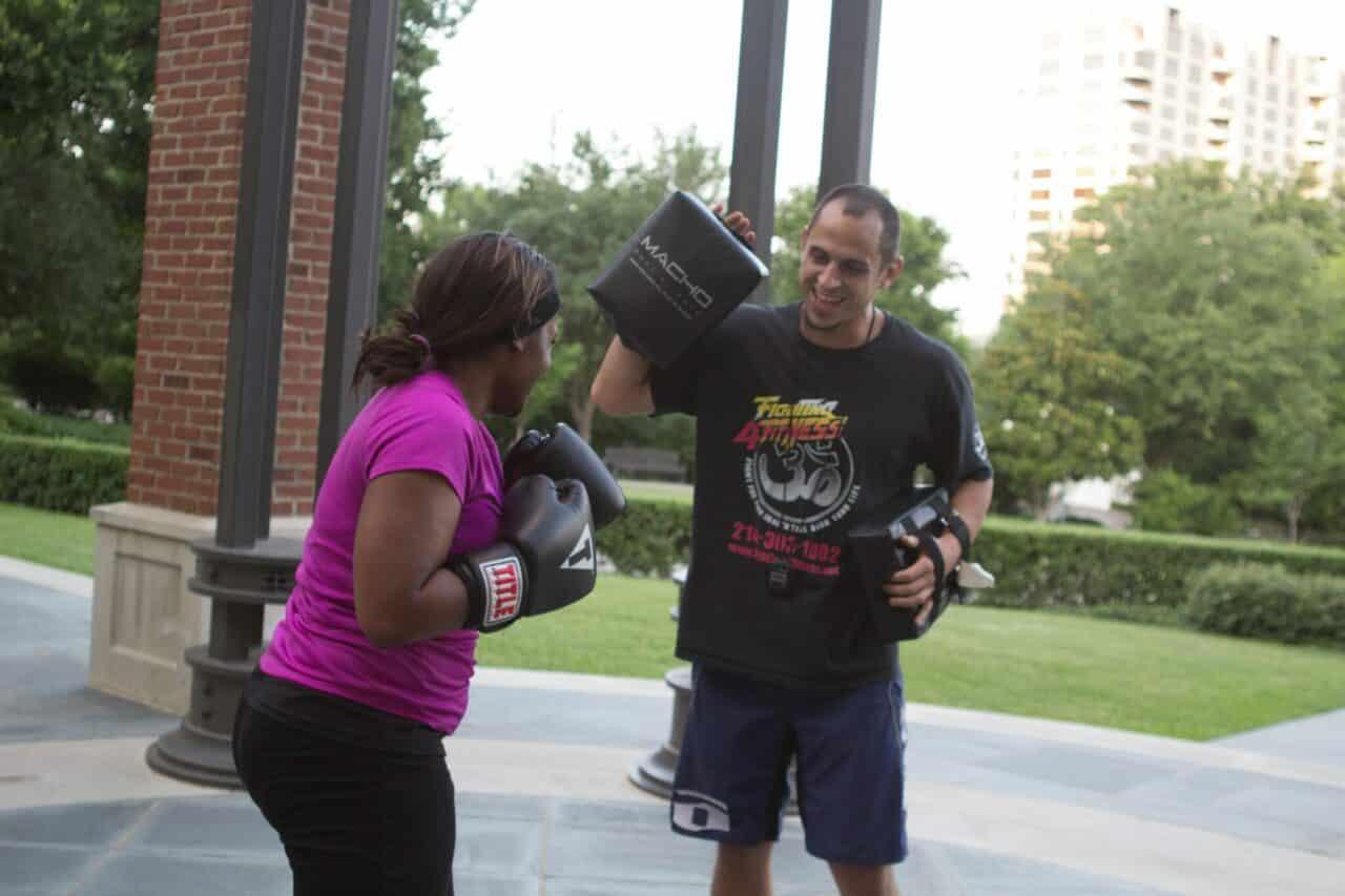 bootcamper, dallas tx, boxing, fitness, martial arts