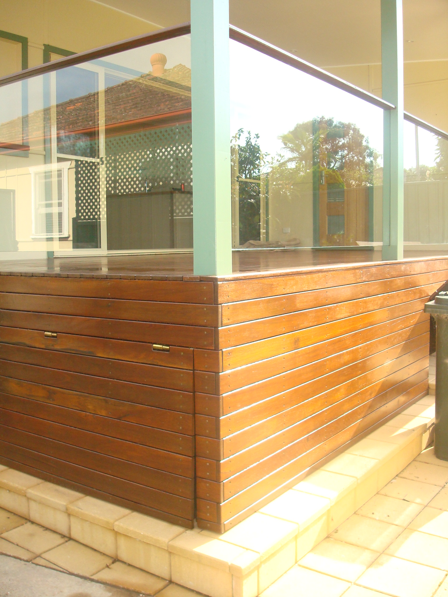 Timber Deck, Quality finishes