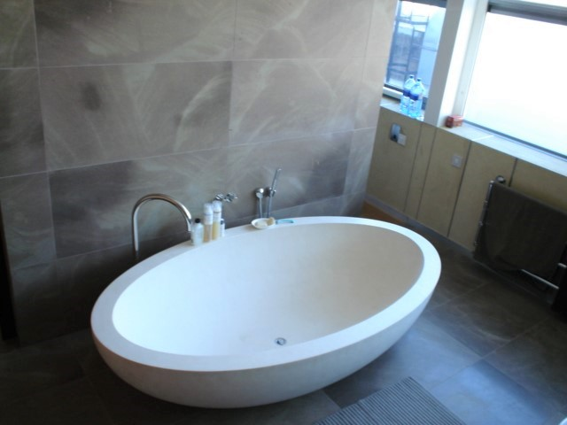 Modern luxury bath