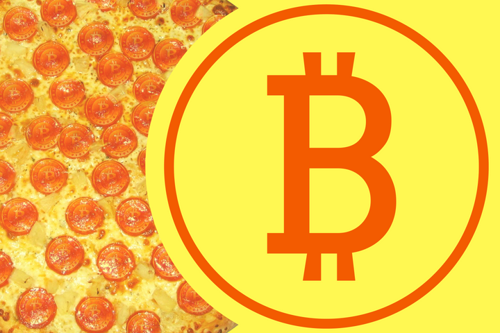 The Story Of The Multi-Million Dollar Pizzas
