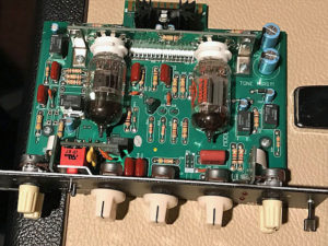 Inside the Egnater COD Guitar Amp Module