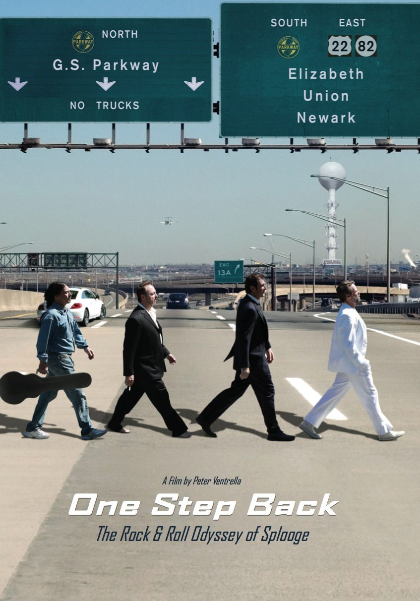 One Step Back: The Rock & Roll Odyssey of Splooge