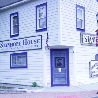 The Stanhope House