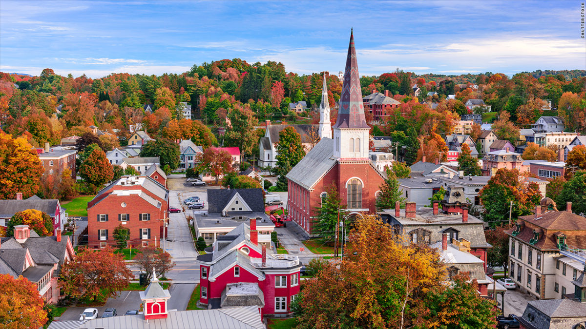 Vermont Will Pay You $10,000 To Move There And Work From Home