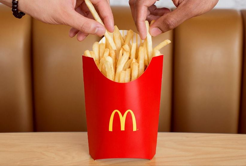 Get Free Fries From McDonald's Every Friday Until 2019  How To Make Sure Your Fries Are Fresh  Win A $100 Voucher