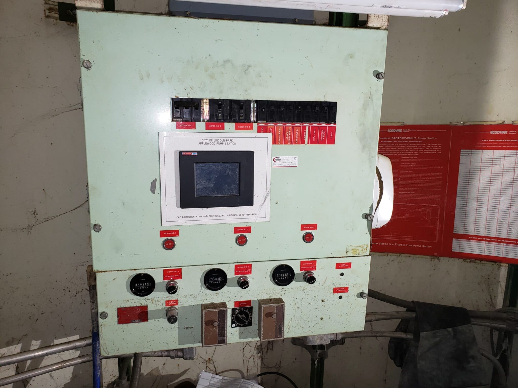 old-Kerr-control-panel