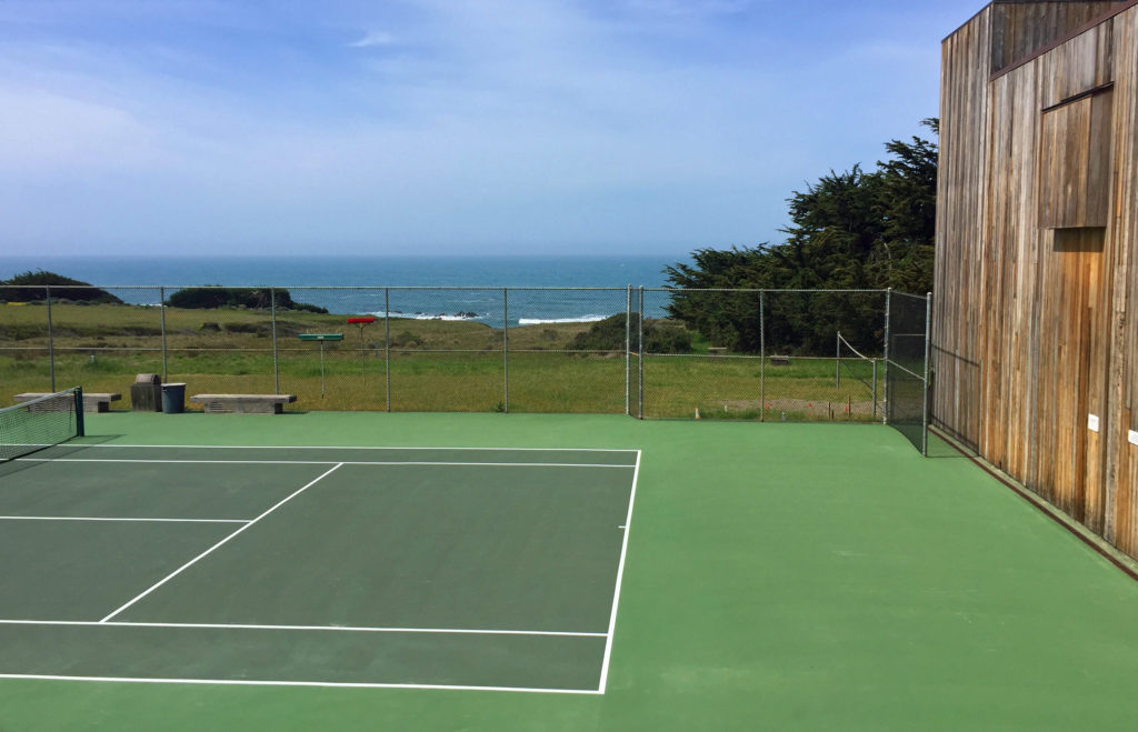Ocean View Tennis Courts @ Ohlson Recreation Center