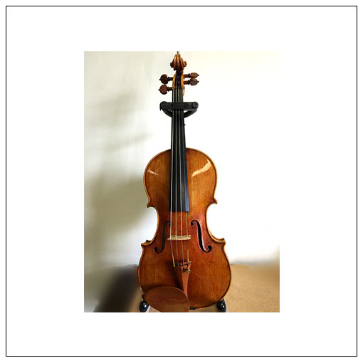 Svetozar Bogdanoski - VSA Award Winning Violin