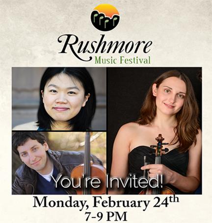 Rushmore Music Festival Benefit Fundraiser