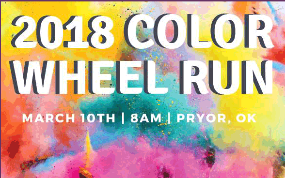2018 Safenet Color Wheel Run