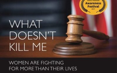 """Safenet Services Hosts """"What Doesn't Kill Me"""": A Documentary on Domestic Violence"""