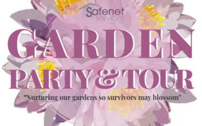 2nd Annual Garden Party and Flower Show & 24th Annual Garden Tour