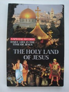 holy land of Jesus