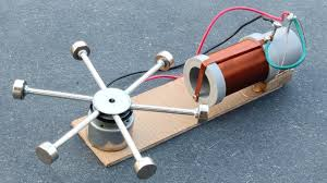 Neodymium magnets based generators