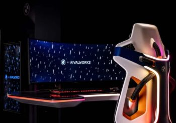 'Rival Rig' -BMW's New Gaming Chair