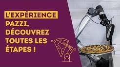 'Robot Pizzaiolo – Pazzi' – Paris first fully autonomous robotic pizza restaurant