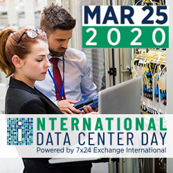 International Data Center Day!