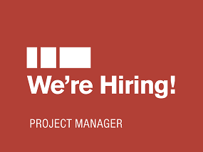 PHS is Hiring: Project Manager