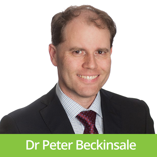 Dr Peter Beckinsale