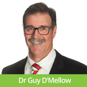 Dr Guy D'Mellow