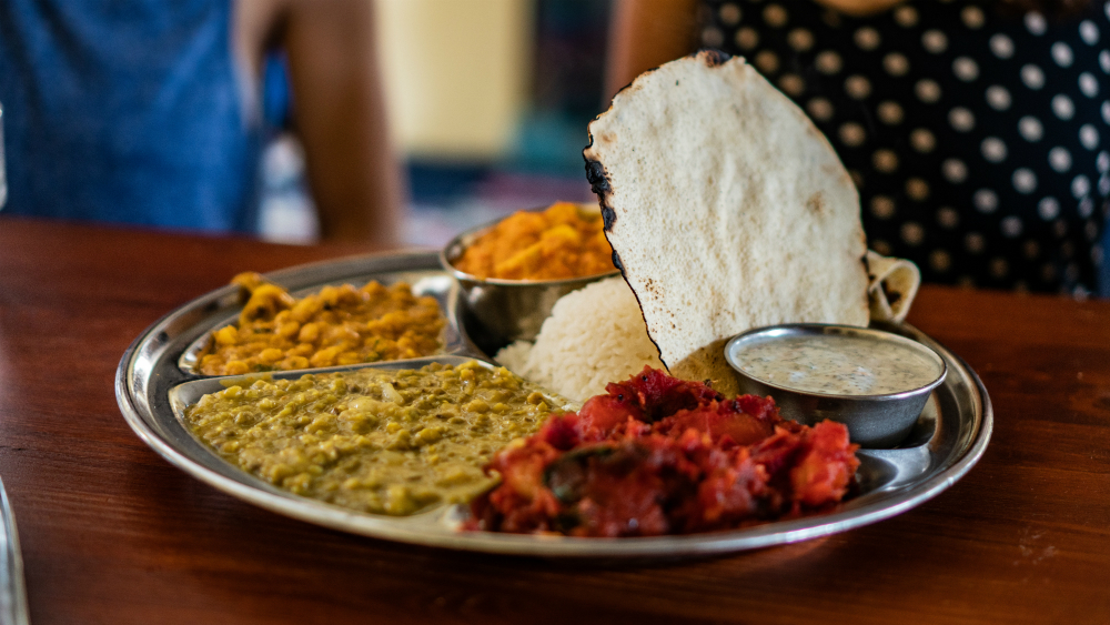 tips for eating in india