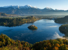 best places in slovenia