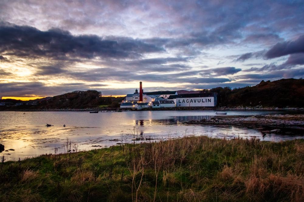 best distillery tours in scotland