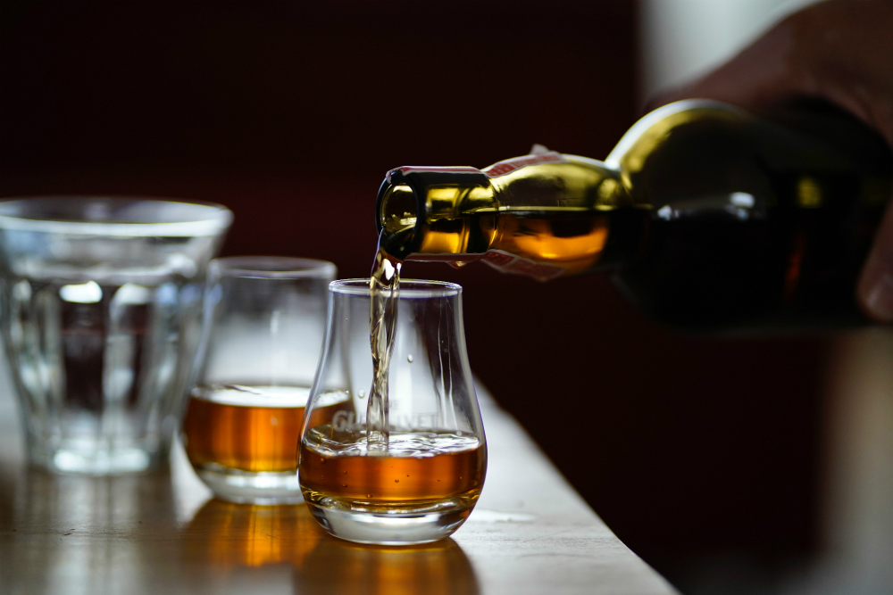 places to visit in scotland for whisky lovers