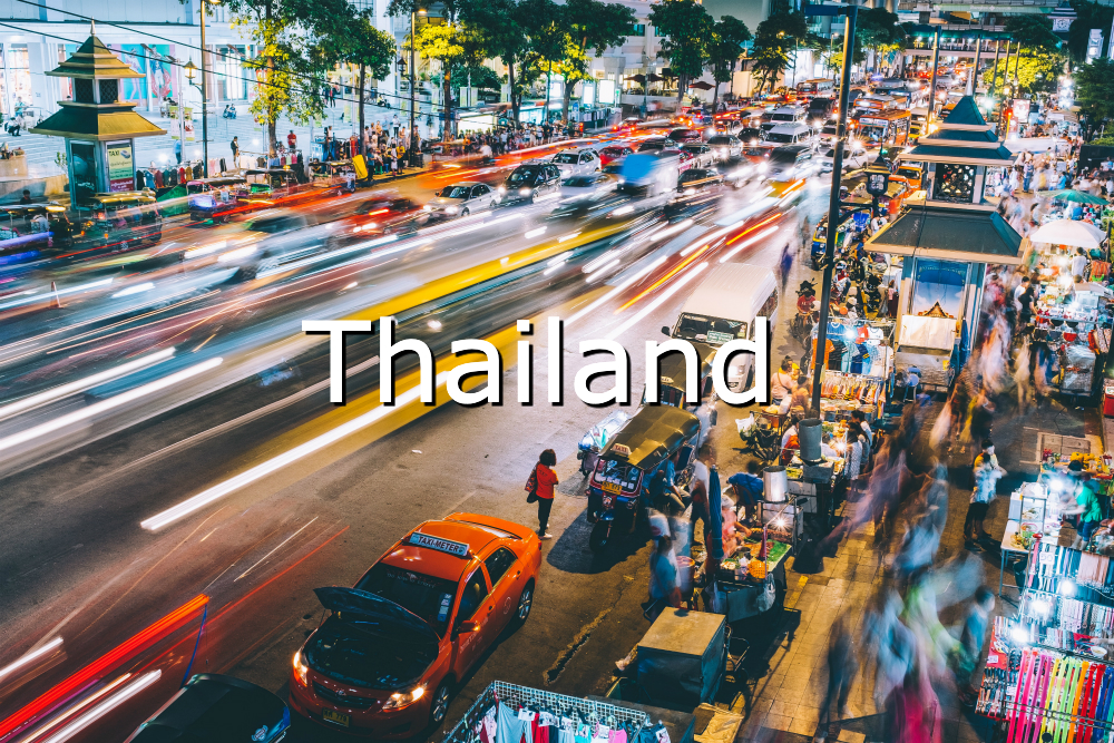 visit thailand in your 20s