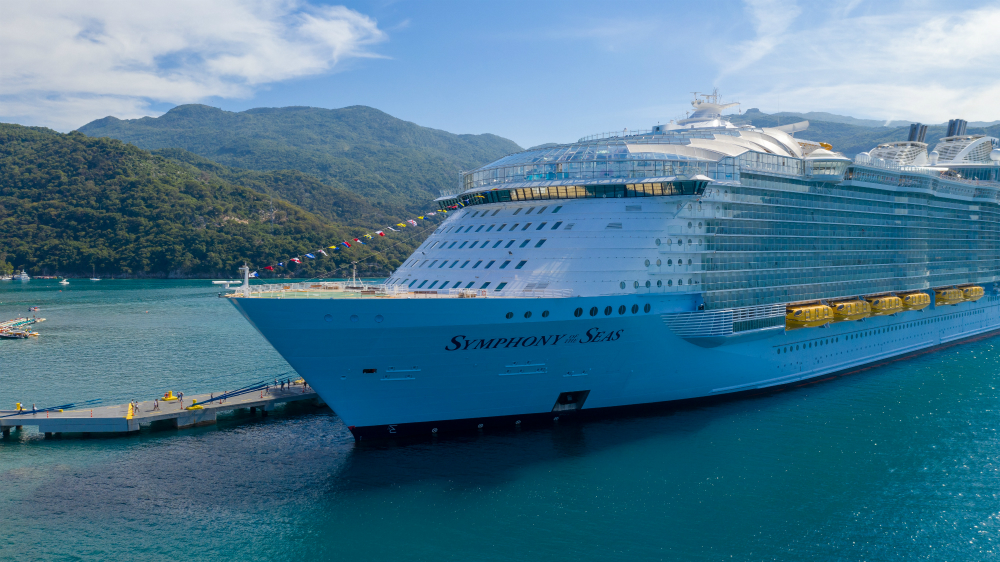 things to do on symphony of the seas