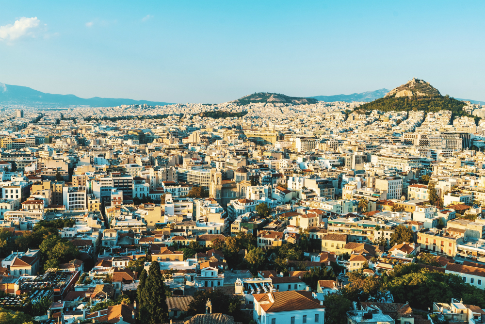 cities to see in greece