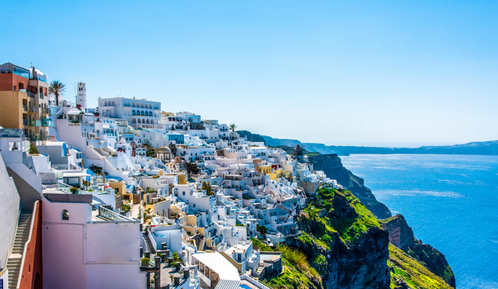 where to visit in greece