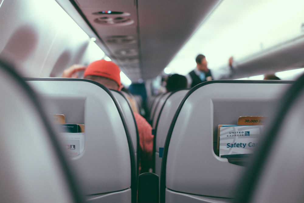 how to find the best seats on the plane