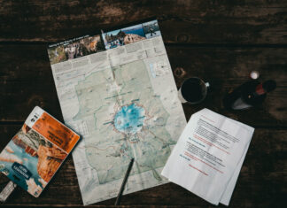 how to plan a trip