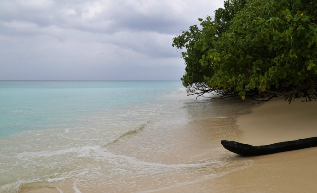 The Andaman Islands