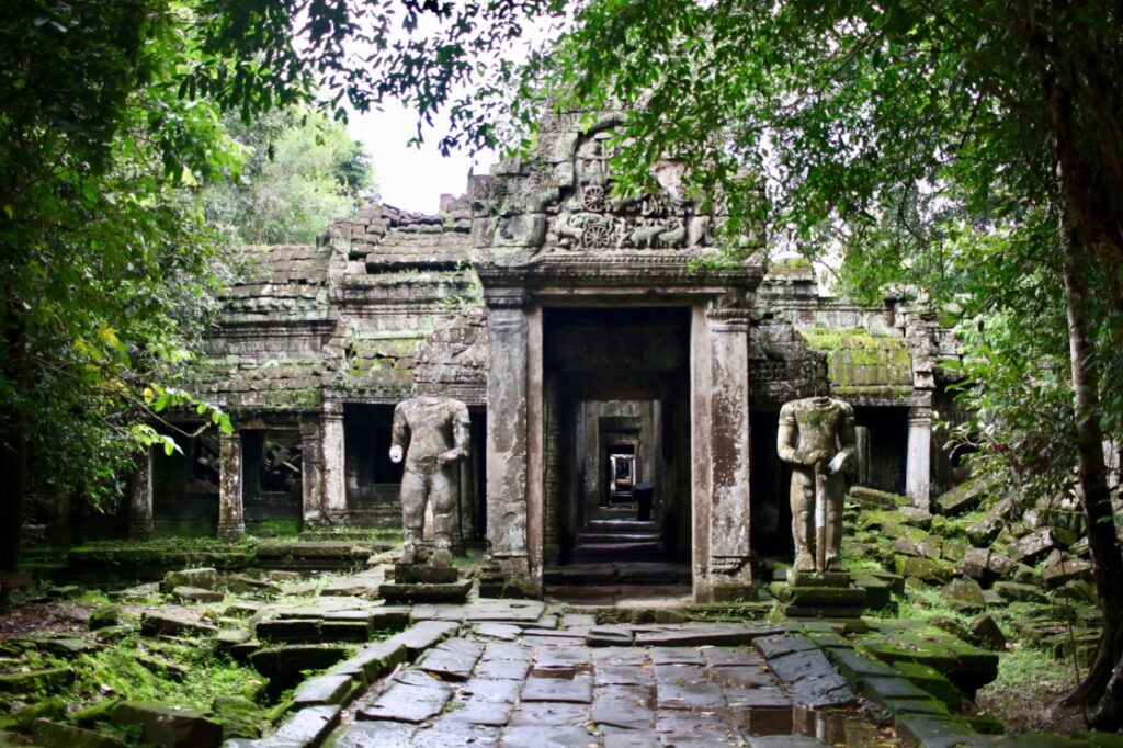 places to see in cambodia