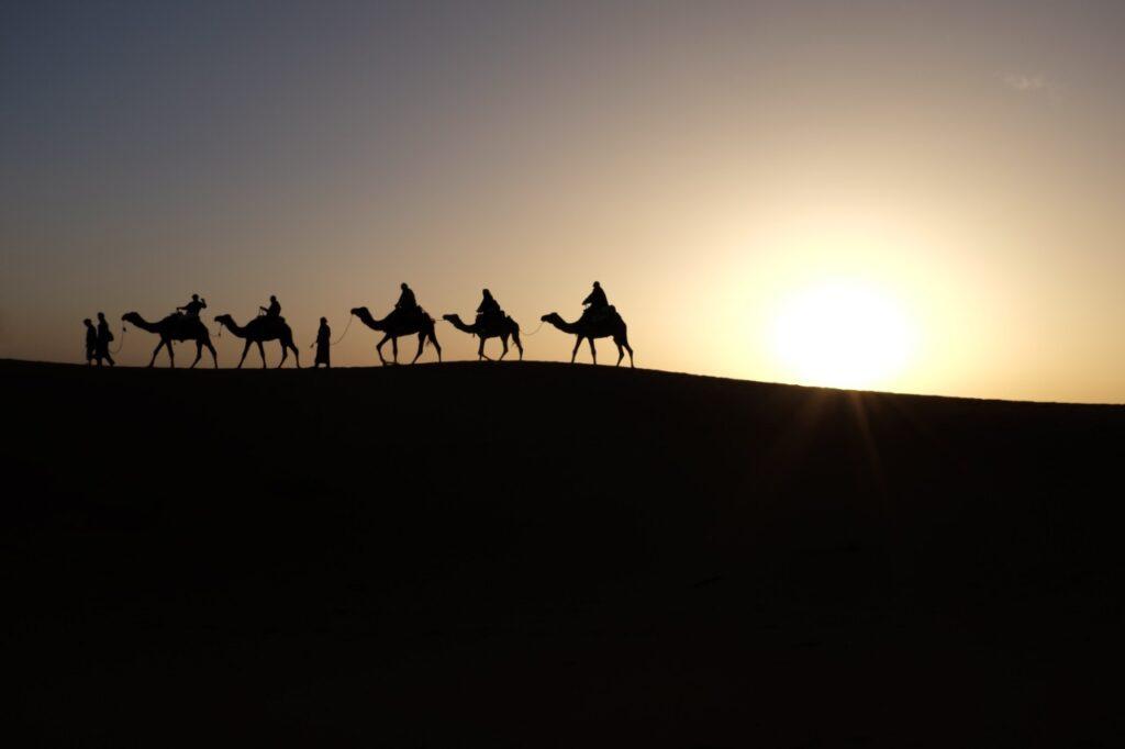 sahara desert africa trip