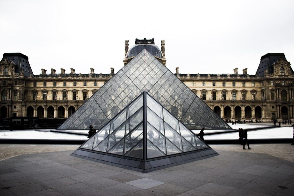 the louvre virtual tours