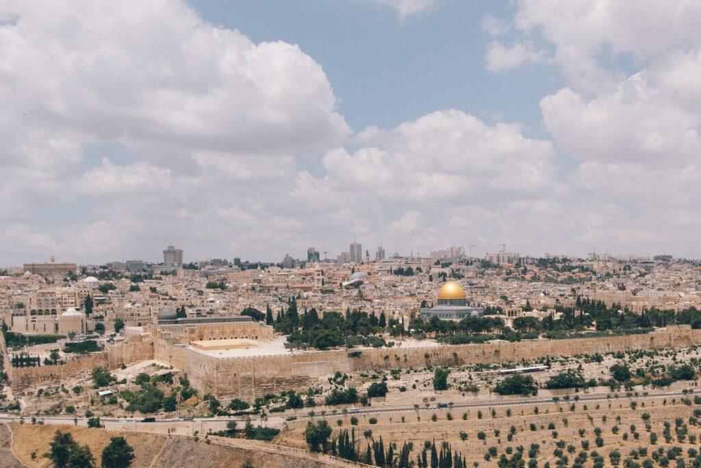 Jerusalem virtual video