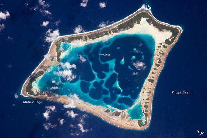 nasa photography islands