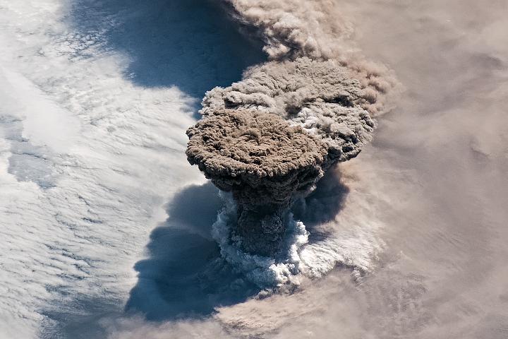 volcano nasa