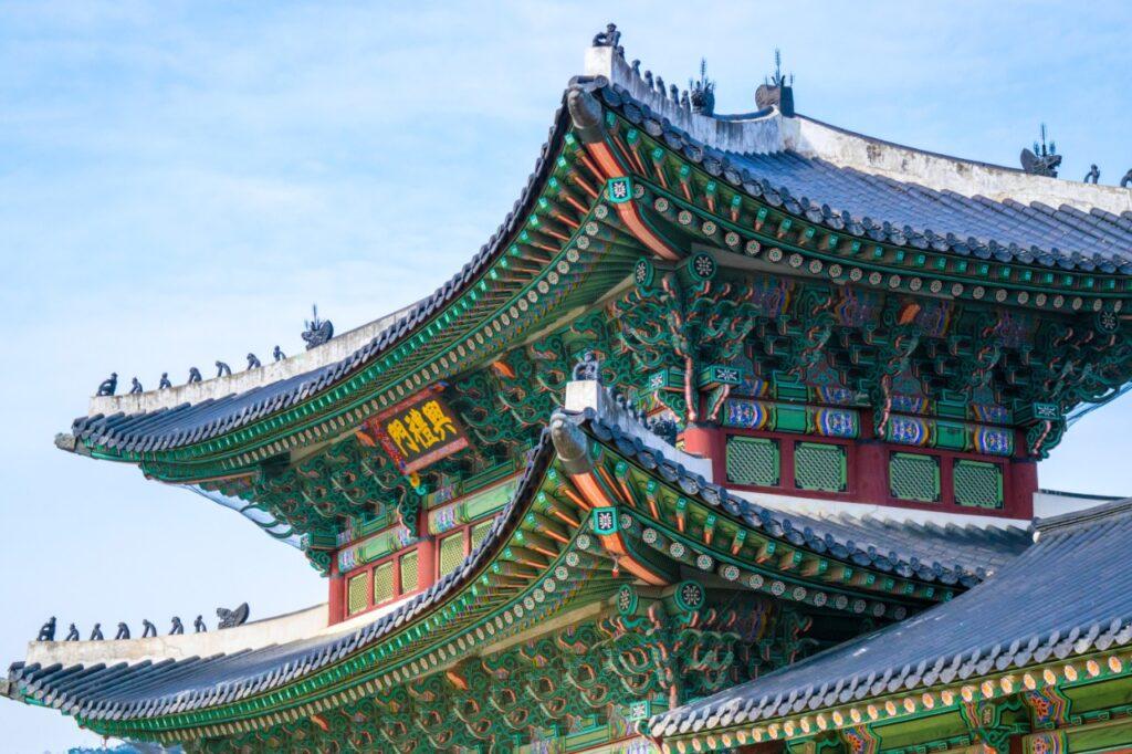 tourism as percent of gdp south korea
