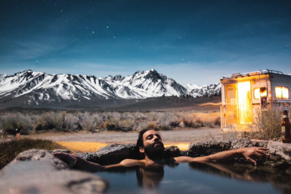 hot springs montana
